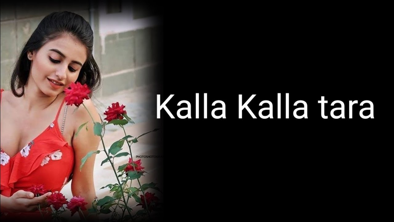 Lyrics of Kalla Kalla Tara Song by Raghav