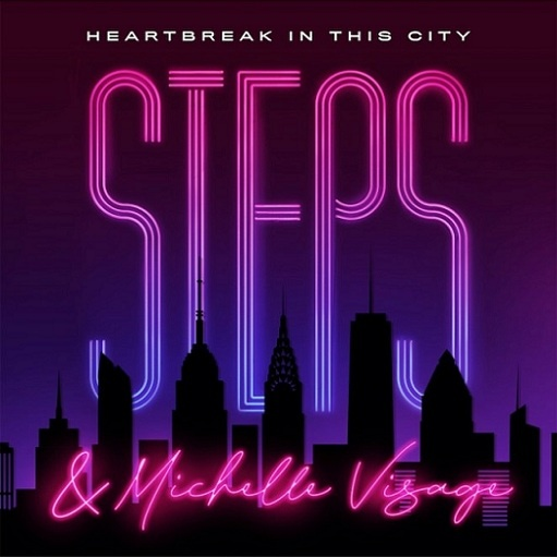 Heartbreak in This City Remix Lyrics Steps
