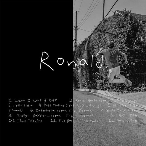 RONALD Album Lyrics 6 Dogs