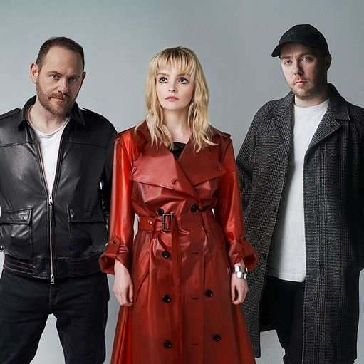 How Not to Drown Lyrics CHVRCHES